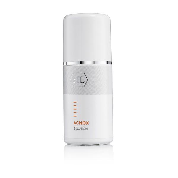 נוזל טיפולי מסדרת אקנוקס | ACNOX - HL מוצרי קוסמטיקה מקצועיים
