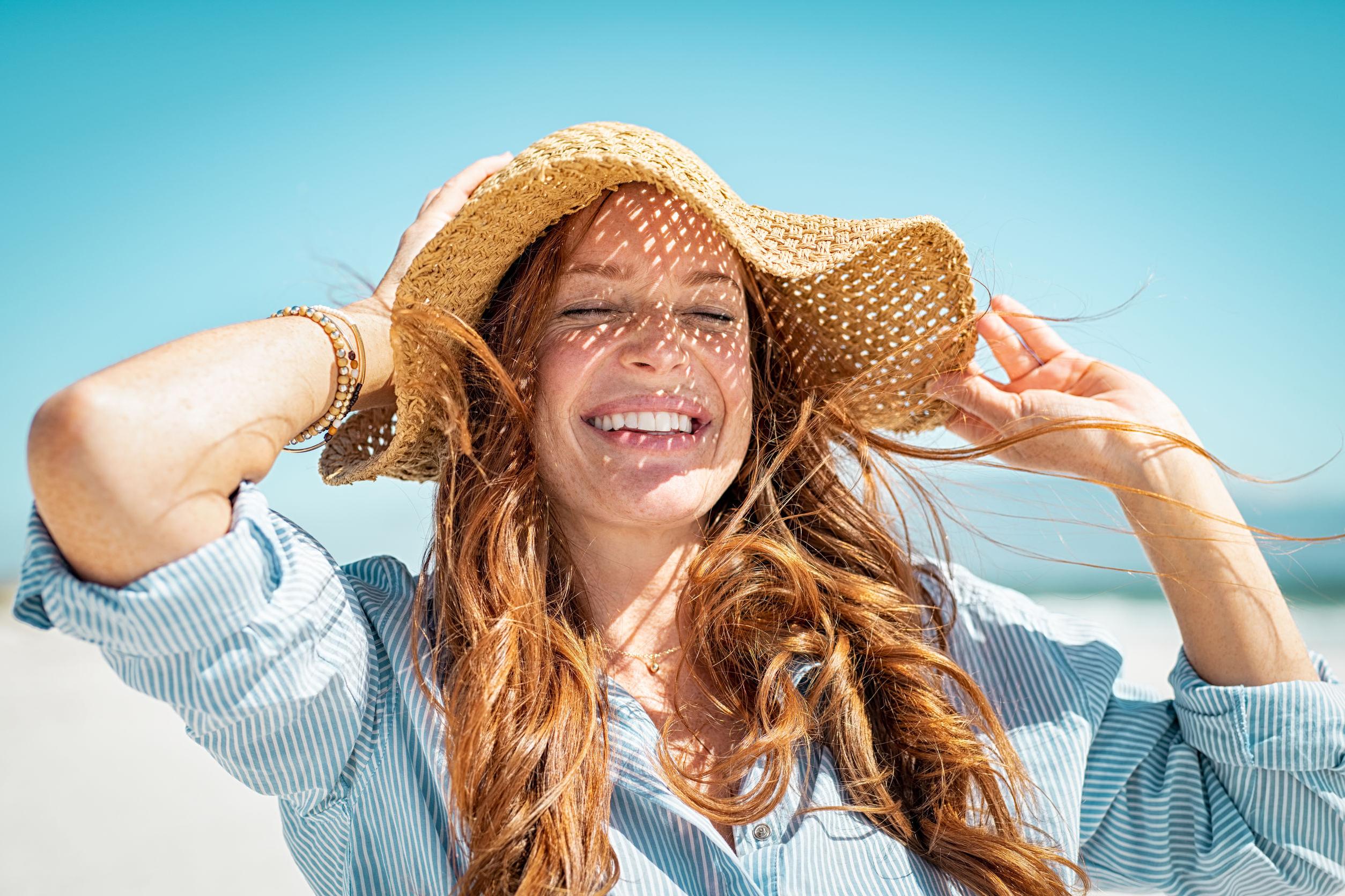 שיקום וחידוש העור לאחר החשיפה לנזקי הקיץ