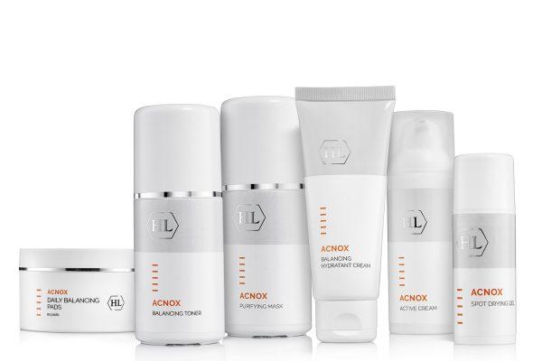 אקנוקס | ACNOX - מוצרים לעור שמן אקנתי