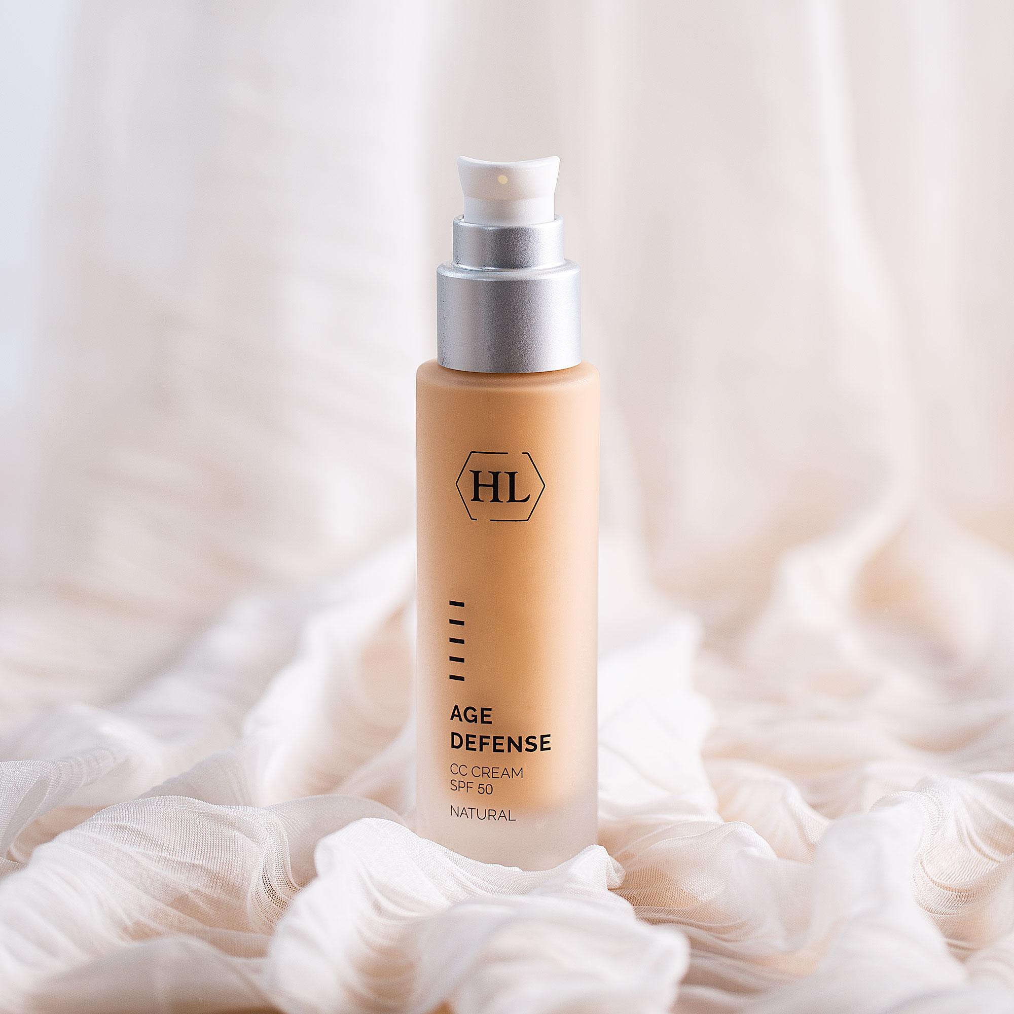 הכיסוי המושלם לעור הפנים -CC Natural – פורמולה עשירה שמעניקה לעור את השילוב המושלם של מייק אפ קליל וטבעי, קרם לחות ו SPF50 להגנה מירבית מפני קרני השמש